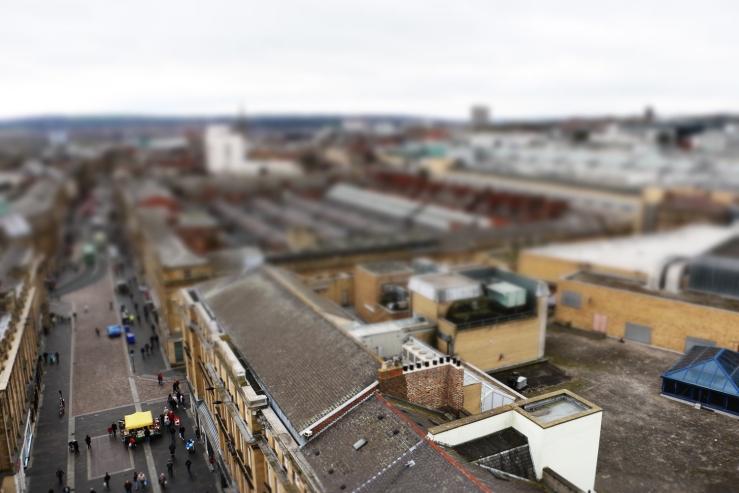 Mini Newcastle - Easter 2014