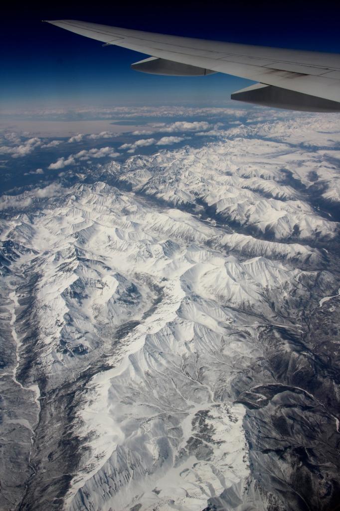 Fly over Oulan Bator