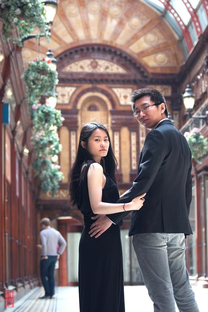 A Pre-Wedding Shoot for Doris&Qi