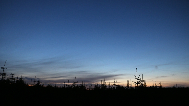 A Night at Kielder Observatory