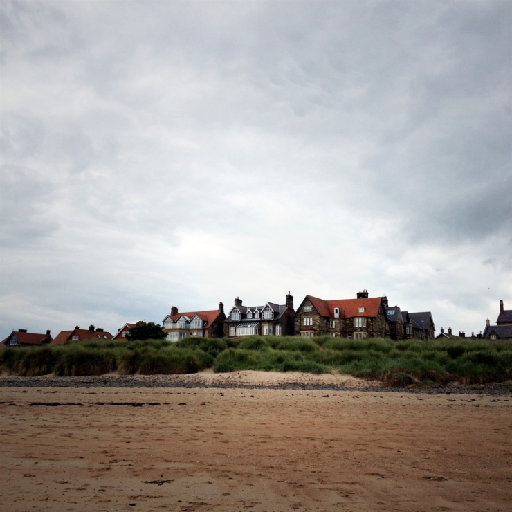 A Day Trip to Alnmouth