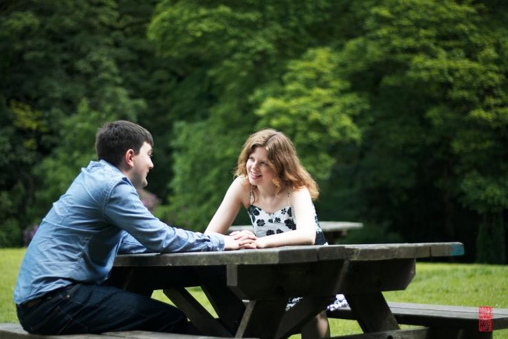 A Pre-Wedding Shoot for Jonathan & Bethany