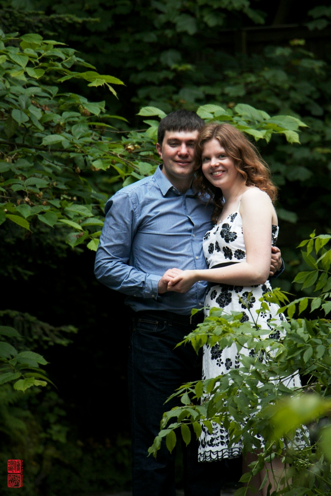 A Pre-Wedding Shoot for Jonathan & Bethany