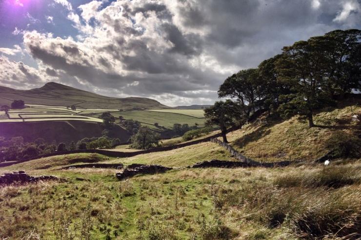 The slow walk on Yorkshire Three Peaks - Pen-y-ghent