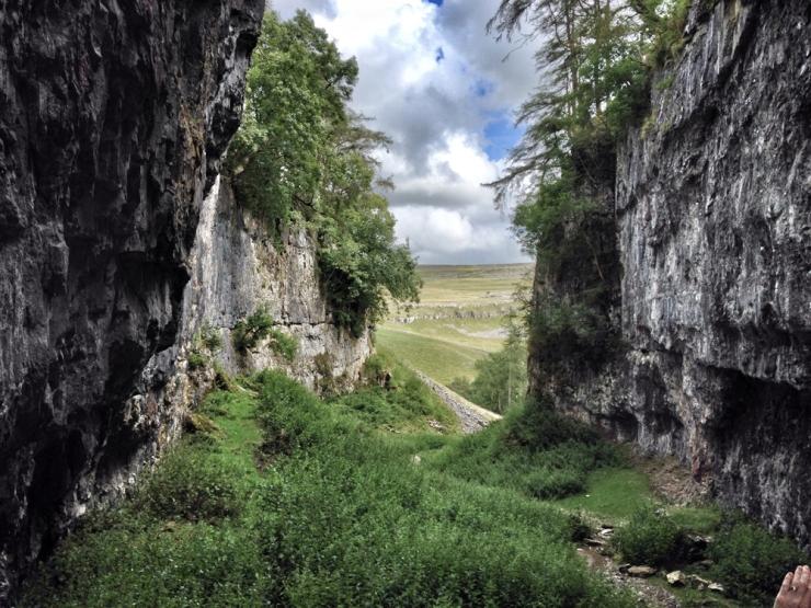 The slow walk on Yorkshire Three Peaks – Ingleborough