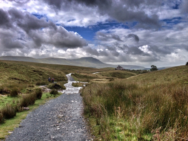 The slow walk on Yorkshire Three Peaks – Whernside