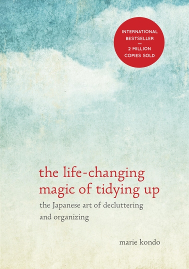 The Life-Changing Magic of Tidying |人生がときめく片づけの魔法