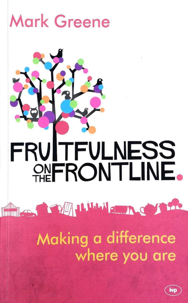 Fruitfulness of the Frontline