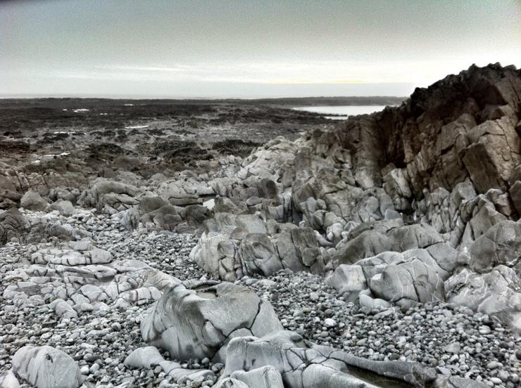 Walking in Wales - Worm's Head in the Gower