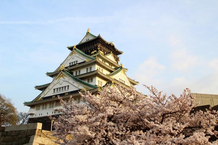 April in Japan