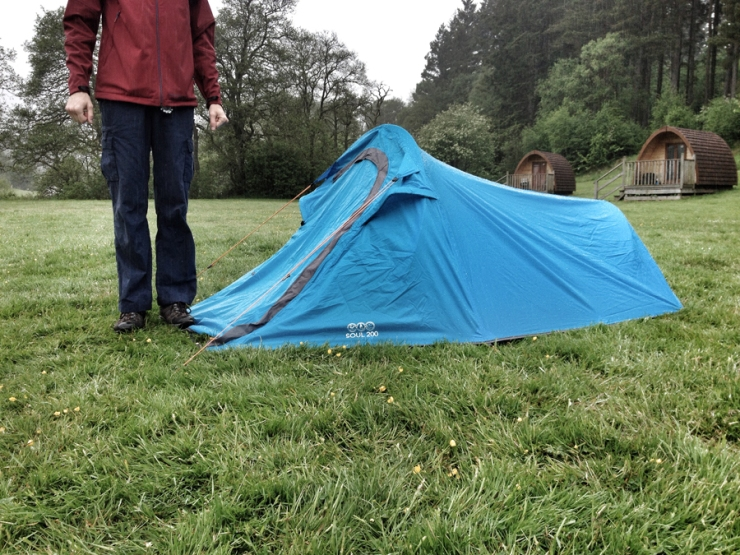 MICROADVENTURE #2|CAMPING AT THE SUMMER SOLSTICE