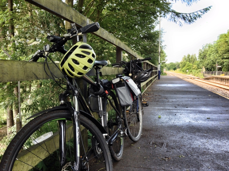 Microadventure #4|Coast to Coast on Bikes