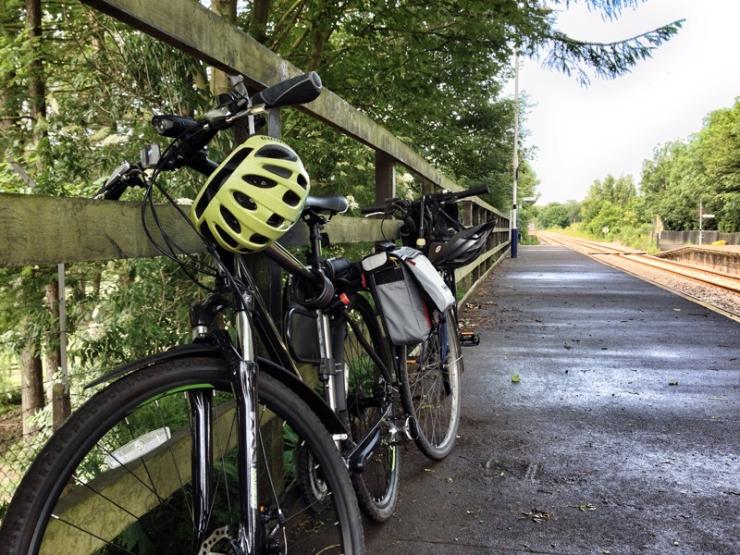 Microadventure #4|Coast to Coast on Bikes