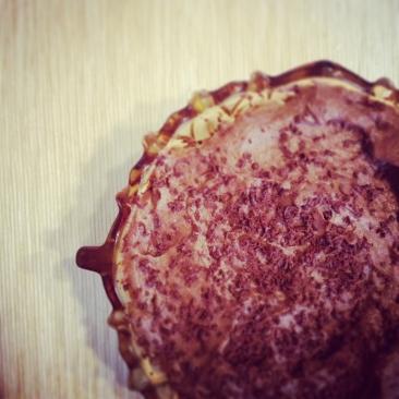 Rachel Khoo's chocolate mousse