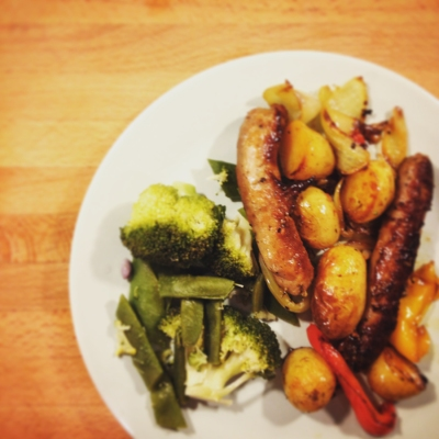 Mary Berry Sausage & Potato