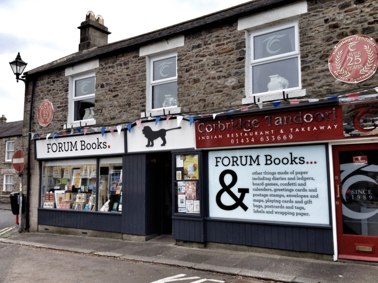 A great little book shop full of books and readers with a full event calendar.