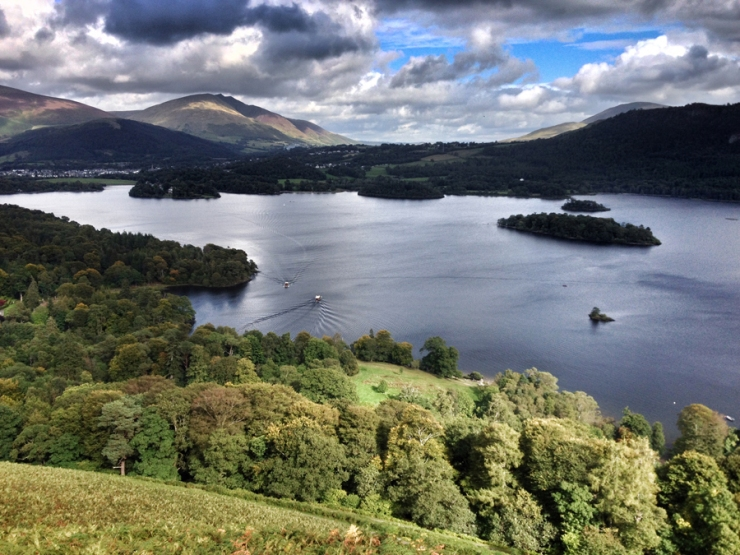Catbells - Lake District 2015