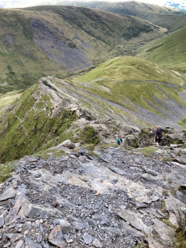 Blencathra - Lake District 2016
