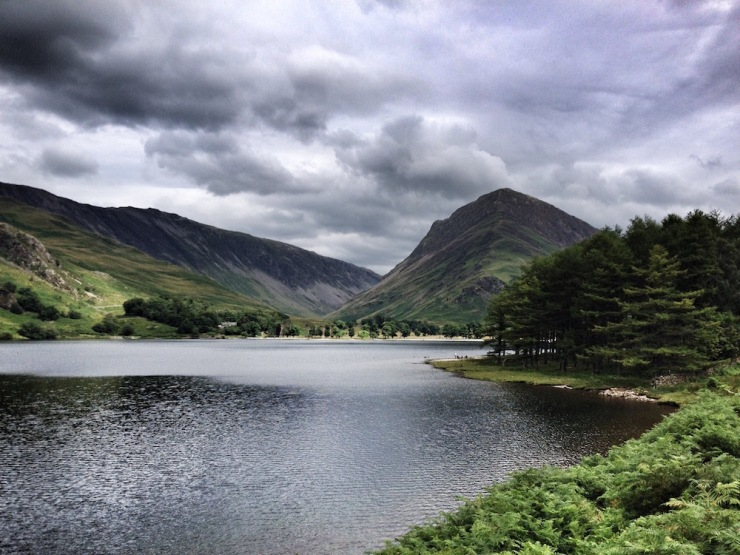 MICRO ADVENTURE #5|WILD SWIMMING IN BUTTERMERE