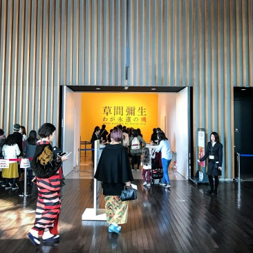 A Different Kind of Museum Day - Tokyo 2017