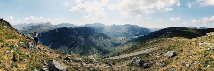 Borrowdale & Buttermere – Lake District 2018 | The Walk