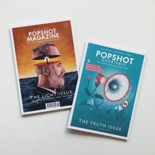 Magazine Review | Popshot Quarterly