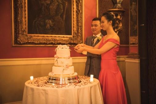 Haimeng & Jenny's Wedding