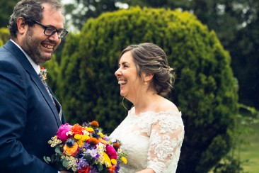 Susie & Jonny's wedding