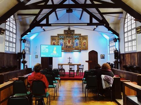 Durham Book Festival 2019